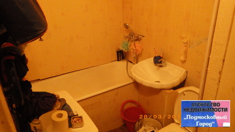 Доля 1/4 в 2-х комн квартире в Егорьевске - Фото 3