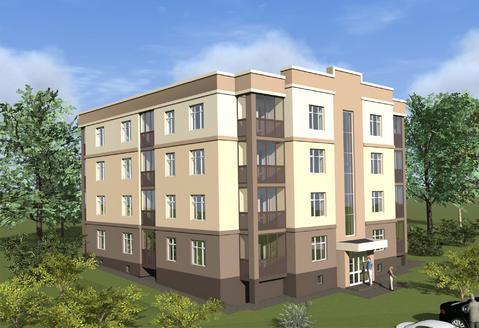 2 комнатная квартира в строящемся доме на ул. Ново-Ямская - Фото 1