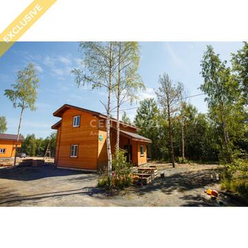 Продажа дома 139,1 м кв. на участке 7,5 соток в п. Новая Вилга - Фото 1
