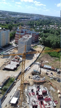 Продажа двухкомнатной квартиры в Рязани. - Фото 1