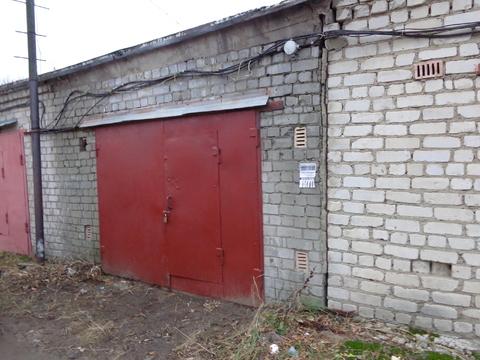 Продаю гараж на Проезде Яблочкова - Фото 1