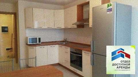 Квартира ул. Кошурникова 4, Аренда квартир в Новосибирске, ID объекта - 317654315 - Фото 1