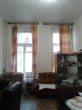 Невский 147 , 20кв.м. комната на 3 этаже 6 этажей в доме(старый фонд) - Фото 1