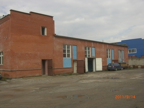 Продается 0,6 га асфальтированный участок и два здания 1555 кв.м - Фото 5