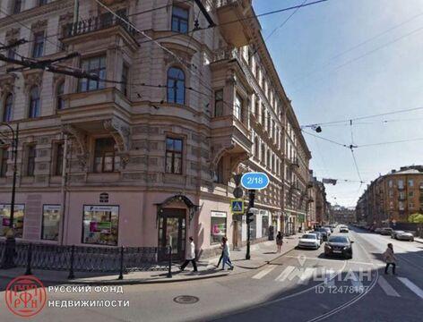 Продажа торгового помещения, м. Владимирская, Ул. Колокольная - Фото 1