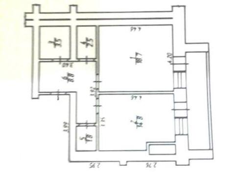 Продажа однокомнатной квартиры на улице Георгия Димитрова, 16 в Калуге, Купить квартиру в Калуге по недорогой цене, ID объекта - 319812611 - Фото 1