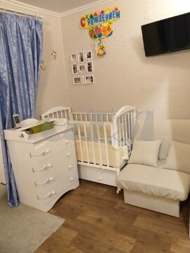 1-комнатная квартира студия в ЖК Академический - Фото 3