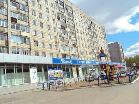 Продажа 3-комнатной квартиры, 57.5 м2, г Киров, Московская, д. 171 - Фото 1