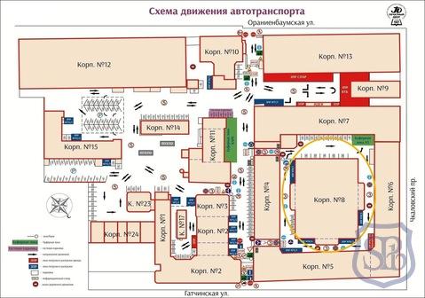 Сдается в аренду склад г.Санкт-Петербург, ул. Гатчинская - Фото 3
