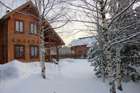 Продаю дом 214,5 м2 в ДНТ Марёнково-2 в 80 км по Ярославскому шоссе - Фото 1