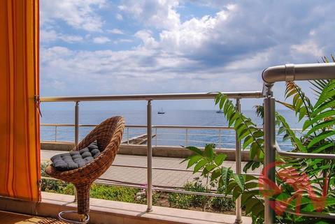 Продажа 3-комнатной квартиры в Отрадном на первой линии от моря. О - Фото 2