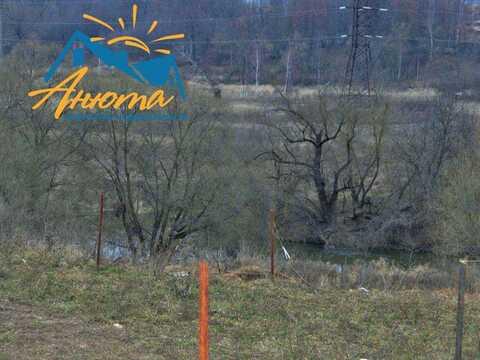 Земельный участок рядом с Обнинском на берегу реки - Фото 3