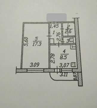 Продам 1 квартиру в Калининском районе