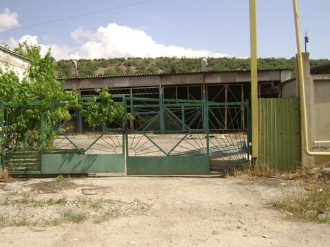 Продаётся промышленно складская база в г.Алушта - Фото 2