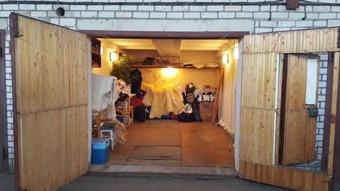 Продается гараж. , Дубна г, улица Понтекорво 2 - Фото 1