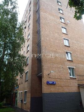 Продажа квартиры, Ул. Кубинка, Купить квартиру в Москве по недорогой цене, ID объекта - 329867875 - Фото 1