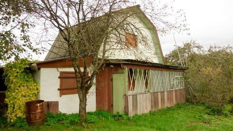 Продам земельный участок и дом в садоводческом товариществе «Садовод-2 - Фото 1