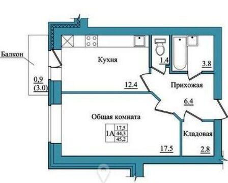 Квартира бизнесс-класса - Фото 2