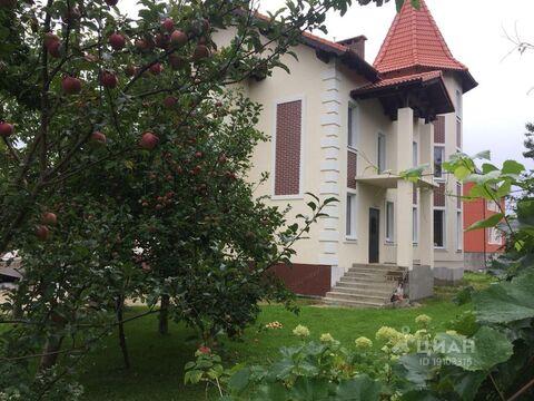 Продажа дома, Гурьевск, Гурьевский район, Калининградское шоссе - Фото 1