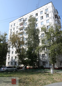 2-к квартира, 37 м2, 1/9 эт, ул. Трёхгорный Вал, 16 - Фото 1