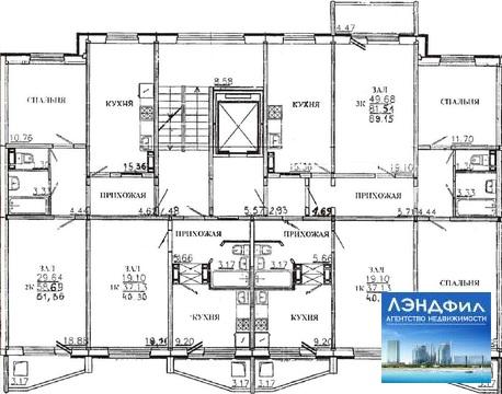 3 комнатная квартира, Уфимцева, 3б - Фото 4