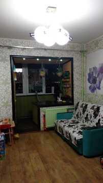 Квартира с ремонтом мебелью и техникой у метро Елизаровская - Фото 4