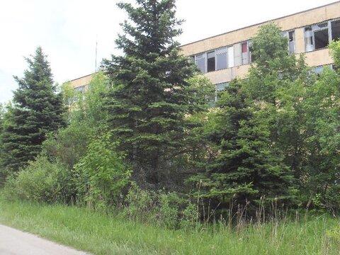 Производственная база 19500 кв.м. по ул. Индустриальная в г. Калязине - Фото 1