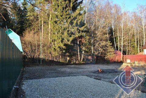 Земельный участок на лесной опушке в СНТ Родничок у д. Порядино - Фото 2