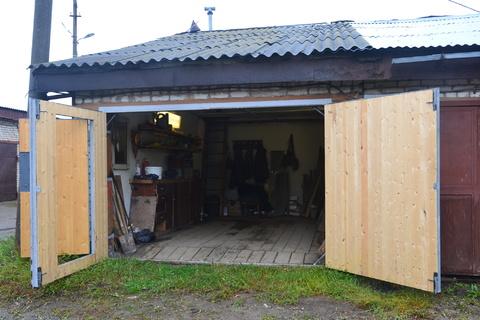 Кирпичный гараж 20 кв м г Ногинск - Фото 5