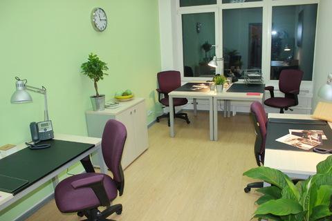 Сдается офис 24 м.кв. на 4 рабочих места в БЦ Румянцево. - Фото 3