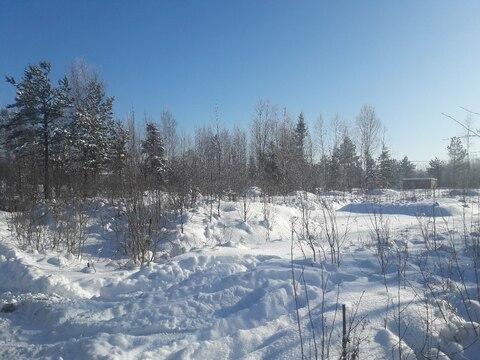 Продаётся участок 9.5 соток около самого леса. - Фото 1
