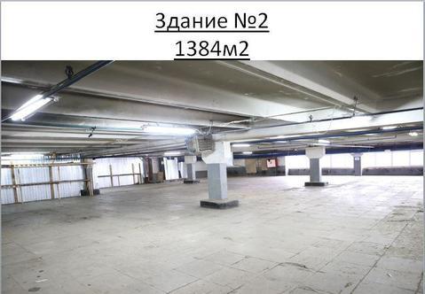 Производственно-складской комплекс, м. Авиамоторная, 4-я Кабельная, 2 - Фото 4