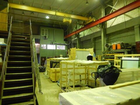 Производственные помещения, Рязанский проспект Текстильщики, 1208 . - Фото 1