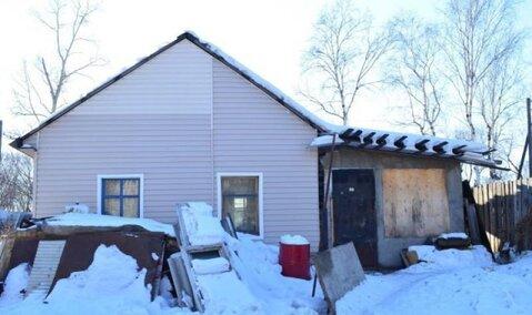 Продам дом 32 кв.м, г. Хабаровск, ул. Артемовская