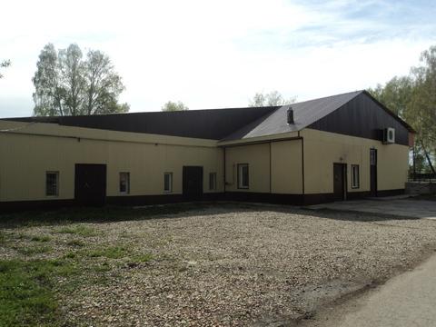 Здание в Кожевниково Томская область - Фото 1