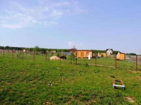 53 км по Симферопольскому ш. без пробок. 9 соток + элект-во 15 квт - Фото 4