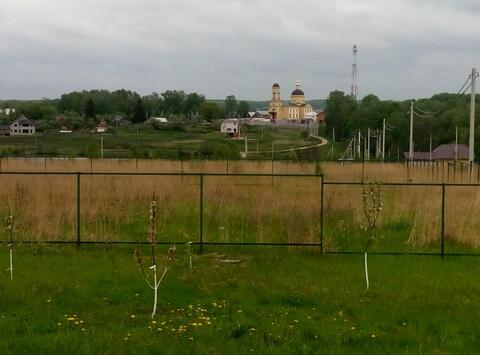Продаётся участок 8 соток в п. Шарапово Чеховского района - Фото 1