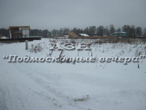 Дмитровское ш. 14 км от МКАД, Семкино, Участок 9 сот. - Фото 3