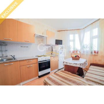 2-комнатная квартира, мкрн. Московский, ул. Радужная 27 - Фото 1