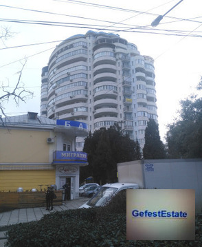 Видовая квартира в историческом центре Ялты - Фото 2