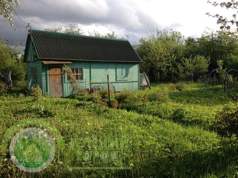 Продажа участка, Калининград, 3-я большая окружная с/т Искра - Фото 2