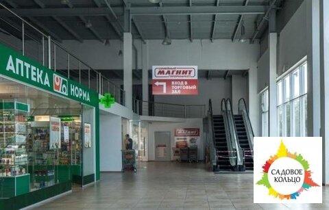 Торговое помещение на первом этаже ТЦ, открытая планировка, панорамное - Фото 3