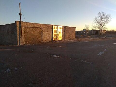 Производственный комплекс 4200 кв.м. и 11,2 Га - Фото 1