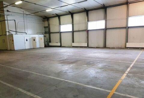 Сдам складское помещение 1100 кв.м, м. Старая деревня - Фото 4