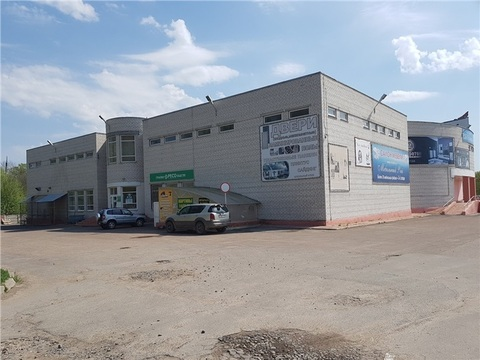 Продажа торгового помещения, Дятьково, Дятьковский район, Ул. Крупской - Фото 4