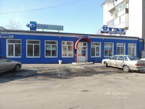 Торговая площадь в Курганская область, Курган ул. Кравченко, 23 (395.0 . - Фото 2