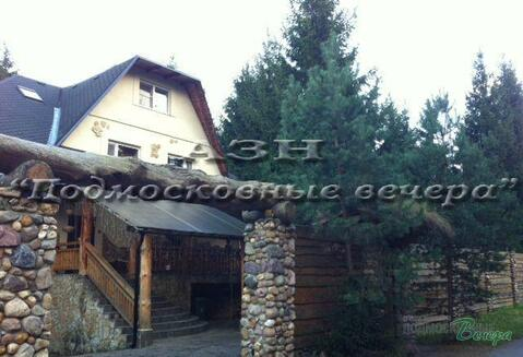 Киевское ш. 22 км от МКАД, Крекшино, Коттедж 420 кв. м - Фото 1
