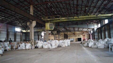 Аренда производственно – складского комплекса 11590 кв.м. - Фото 1