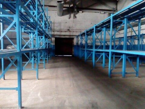 Производственно-складское помещение от 500 кв.м. - Фото 4