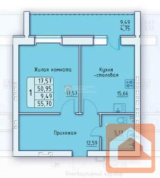 Объявление №61395645: Продаю 1 комн. квартиру. Орел, ул 2-я Посадская, 14,